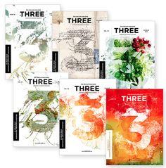 Created : THREE x 6 eBooks pack