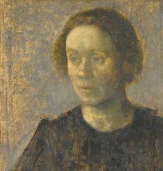 hammershoi portrait - Google zoeken