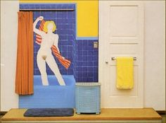 Tom Wesselman, Bathtube No 3 1963