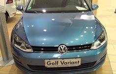 Volkswagen Golf Variant Trendline 1.6 TDI BMT