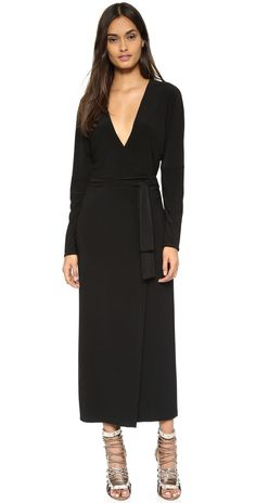 Norma Kamali Kamali Kulture Dolman Wrap Dress | SHOPBOP