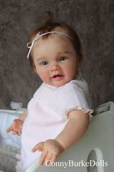 Sofia by Ping Lau - Online Store - City of Reborn Angels Supplier of Reborn Doll Kits and Supplies
