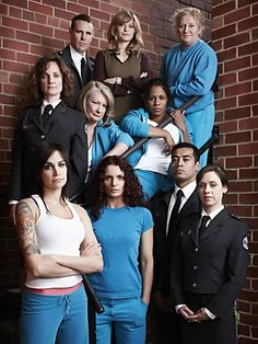 Ein allra besta sjónvarpssería sem ég hef séð. #wentworth Never fails to impress or surprise with twists and turns.