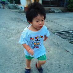 มาวงกนคบ เพลนตงใจมาก #ploen #boy #family #run #running #morning #fun #funny by kae_whyiwhy