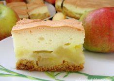 Najszybsza szarlotka na świecie - Obżarciuch Homemade Cakes, Cheesecake, Baking, Sweet, Easy, Food, Polish, Cooking, Chef Recipes