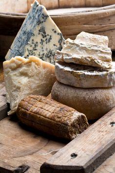 Cheese - Brie, Pecorino, Gouda, Blue, Sheeps Milk - a journey of wonderful tastes.