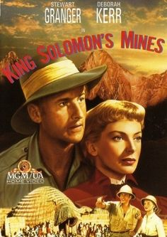 Image result for king solomon's mines granger and kerr