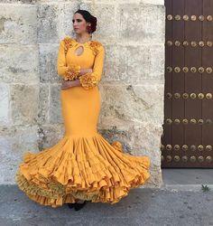 Spanish Dress, Spanish Style, Flamenco Wedding, Spanish Fashion, Mediterranean Decor, Yellow Dress, Formal Dresses, Wedding Dresses, Wedding Planner
