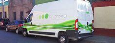 Diseño, decoración e impresión de diversos vehículos corporativas para diferentes empresas en un corto tiempo transcurrido. Van, Elapsed Time, Advertising, Vans