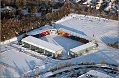 McDairmid Park, Perth,Scotland home of St Johnstone FC