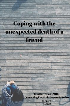 Death has a deep effect upon an empathic soul. The more you are attached to someone, the stronger your grief reaction will be. As an empath, your energy becomes enmeshed with those close to you. Wh…