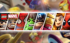 Lego Marvel Superheroes screenshots out now.