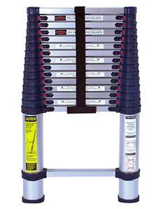 Foot Telescoping Aluminum Ladder Type I Professional Series by Xtend & Climb Best Ladder, Rv Travel Trailers, Rv Hacks, Life Hacks, Type I, Rv Life, Camper Life, Aluminium Alloy, Ideas