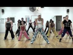 """GIVE IT UP TO ME"" by Shakira - Choreography by Lauren Fitz for Dance Fitness (Cool Down)"