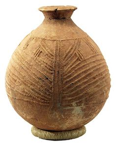 Bura urn, Niger, c. 3rd-11th century (terracotta)