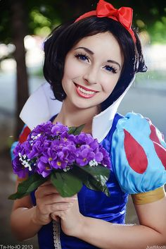 Snow White #cosplay #2013