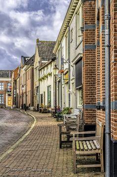 Kerkstraat Woudrichem