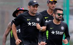 MS Dhoni defends Virat Kohli's approach against Bangladesh Check more at http://www.wikinewsindia.com/english-news/india-today/sports-intoday/ms-dhoni-defends-virat-kohlis-approach-against-bangladesh/