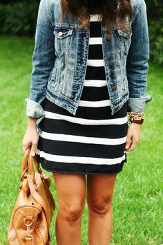 jillgg's good life (for less) | a style blog: my everyday style: a dress and boots!