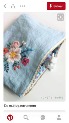 Handcrafting a satin stitch flower embroidery may well be a lost art in the near future. However, this is a skill that anyone can practice and learn and make beautiful embroidery handpieces for all occasions. Embroidery Bags, Learn Embroidery, Crewel Embroidery, Cross Stitch Embroidery, Flower Embroidery, Embroidery Supplies, Japanese Embroidery, Embroidered Flowers, Embroidery Needles