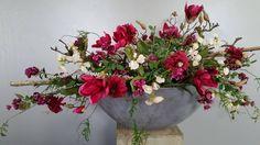 Bloemen decoratie www.decoratiestyling.nl