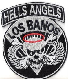 Hells Angels Aufnäher-Los Banos Patch US Army 503rd Airborne Infantry Regt.  | Auto & Motorrad: Teile, Kleidung, Helme & Schutz, Motorrad- & Schutzkleidung | eBay!