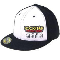 28c5502da625d4 Cap ETNIES X ROCKSTAR FLEXFIT - TEAM 210 FITTED