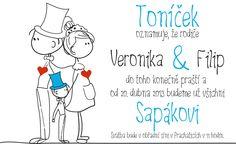 Svatební oznámení vzor 19 Wedding Inspiration, Invitations, Comics, Wedding Things, Fictional Characters, Save The Date Invitations, Cartoons, Fantasy Characters, Comic