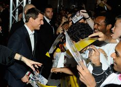 "Tom Cruise Photos - The ""Mission:Impossible"" Premiere in Dubai - Zimbio"