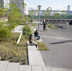 The Edge Park   Brooklyn USA   W Architecture & Landscape Architecture
