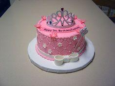 Princess Party - Pampering me Princess-Atlanta Ga Princess cake