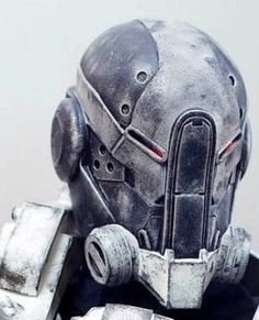 cyborg resin masks - Google Search