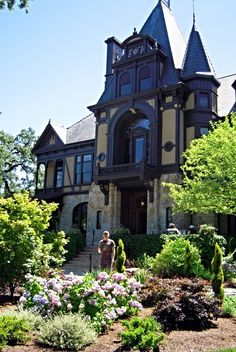 Beringer Vineyards, Napa County