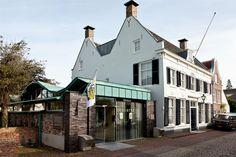 Museum Dorestad in Wijk bij Duurstede is situated in a beautiful house dated1625.