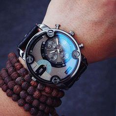 Grande Glass Wristwatch