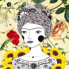 Frida Florigrafia