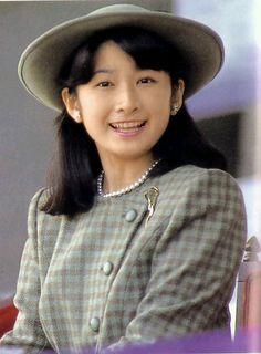 秋篠宮文仁親王妃紀子(あきしののみやふみひとしんのうひきこ)殿下 Japanese Princess Kiko.