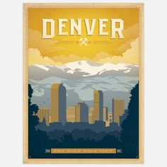 Denver Love! Skyline, Rocky Mountains, Sunset, Every night! My beautiful scenery.