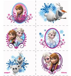 Disney Frozen Tattoos                                                                                                                                                                                 Más
