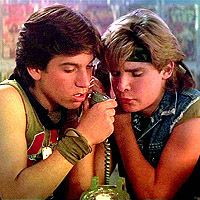 lost boys Alan and Eager | The Lost Boys Movie The Frog Brothers