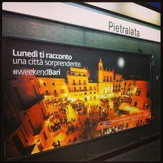 .@tonia_perrone81   In ogni dove...wow! #weekendBari  #roma @Puglia Events @Viaggiareinpuglia Official #weeke...   Webstagram