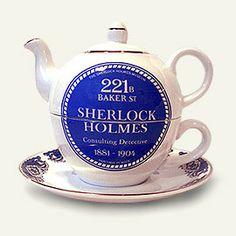 221b Tea Set for One