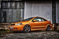 Opel Astra Bertone Turbo #HDR