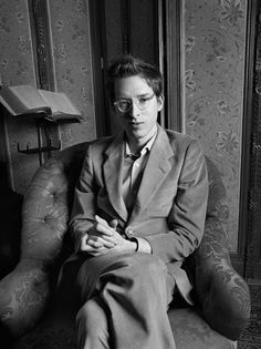 Wes Anderson. Least for the soundtracks, set design and cinematography. Mostly for the utter simplicity and what is to come.