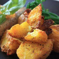 Crispy Spiced Potatoes Recipe | Wozz! Kitchen Creations | Recipes