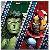 Avengers Napkins - 2ply Paper
