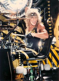 Robert Sweet-Stryper........