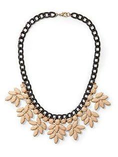 Facet Necklace