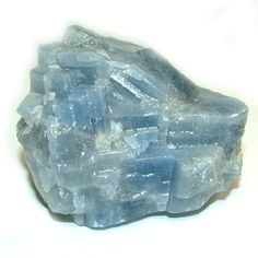 Blue Calcite:    Increases psychic ability  Assists in astral travel  Brings about stability  Calming stone  Stimulates trust in oneself  Enhances memory  Effective against laziness  Healing properties of Blue Calcite  Blue calcite can be used as a healing stone when worn or placed between blue or purple candles. It is often used in purification rituals.