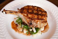 New York: the pork chop